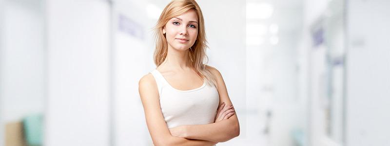 حجم الثدي و الأثار النفسية على المرأة